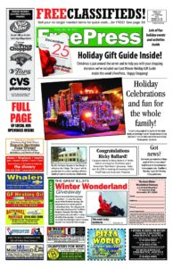 North Country Freepress – 12/15/17