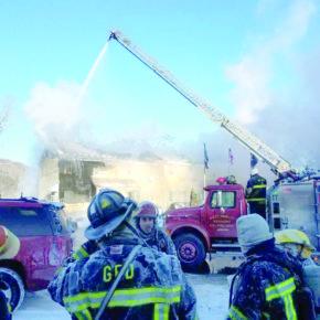 Granville Apartment Fire