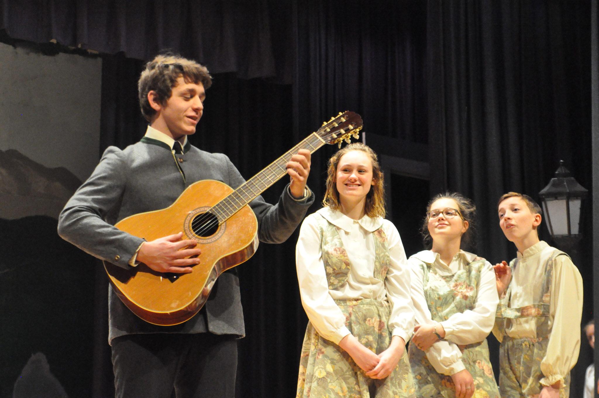 Granville Drama Club presents 'Sound of Music'