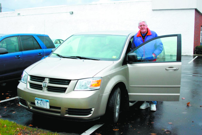 John Paro, Granville Senior Shuttle