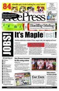 Lakes Region Freepress – 03/23/18