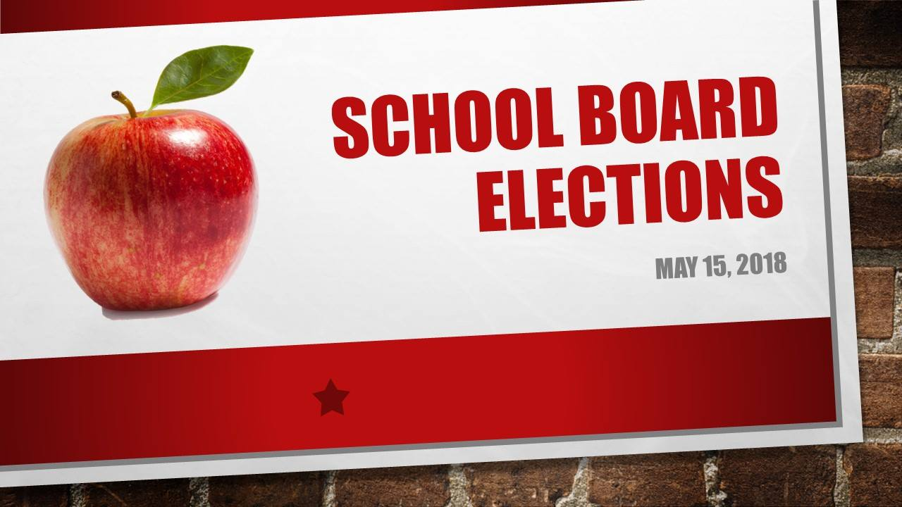 Locals eye board seats in three school districts