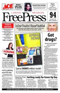 Lakes Region Freepress – 04/27/18