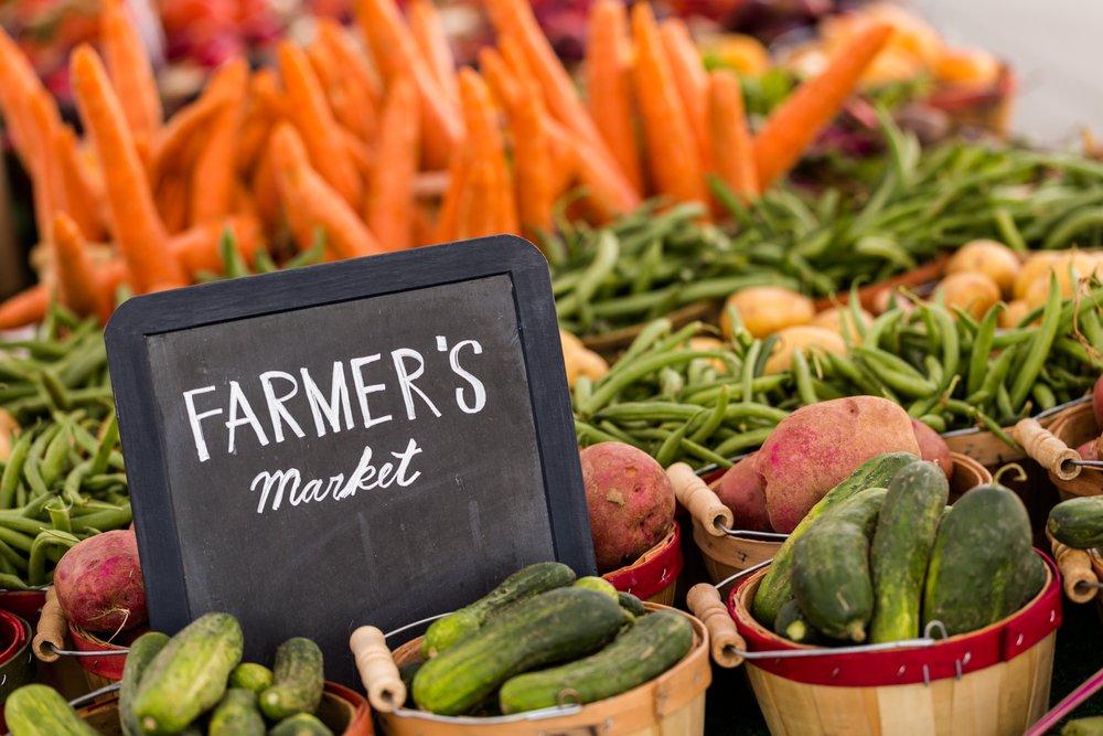 Farmers Markets open this week