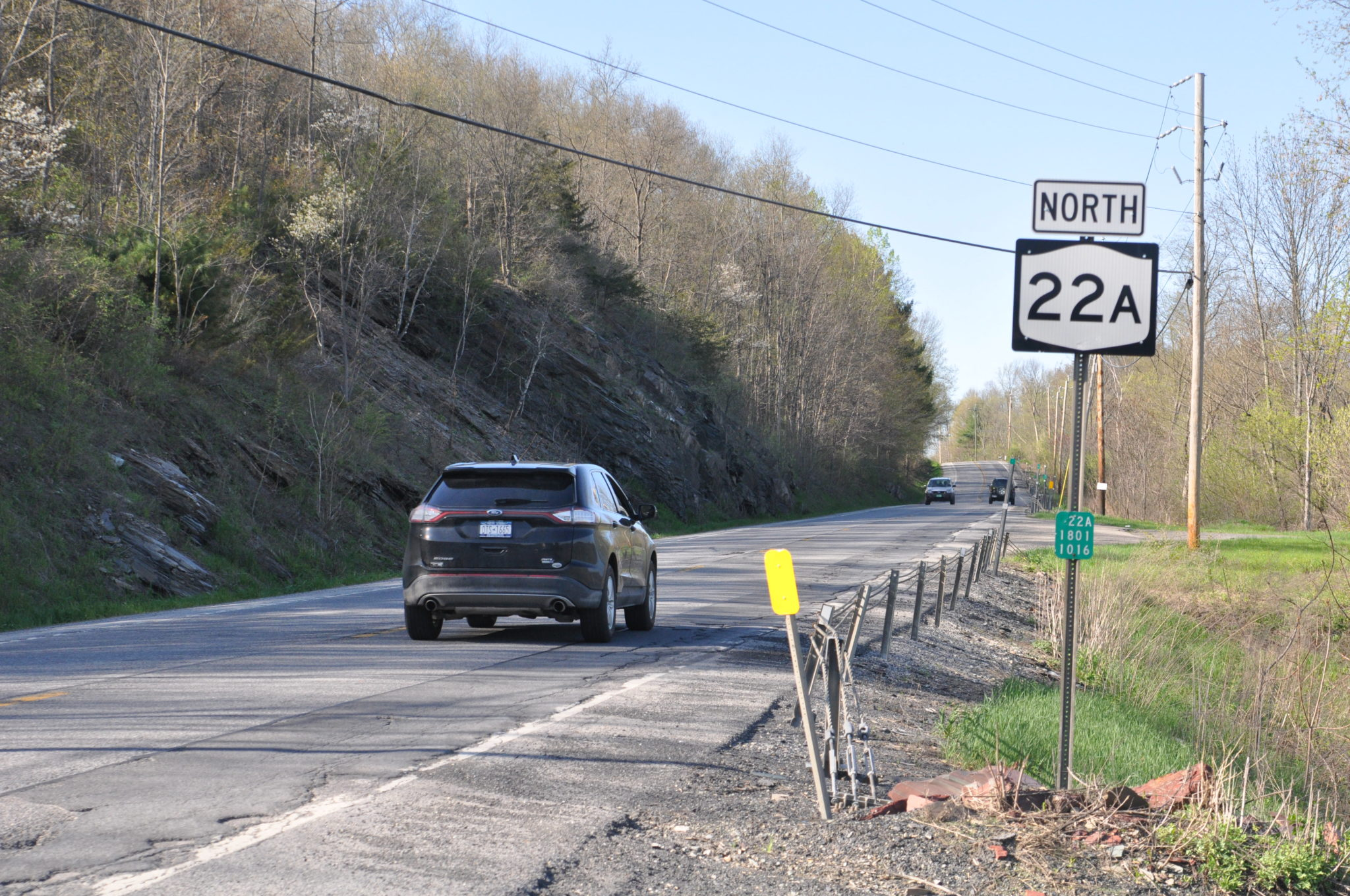 State to fund Route 22A repair