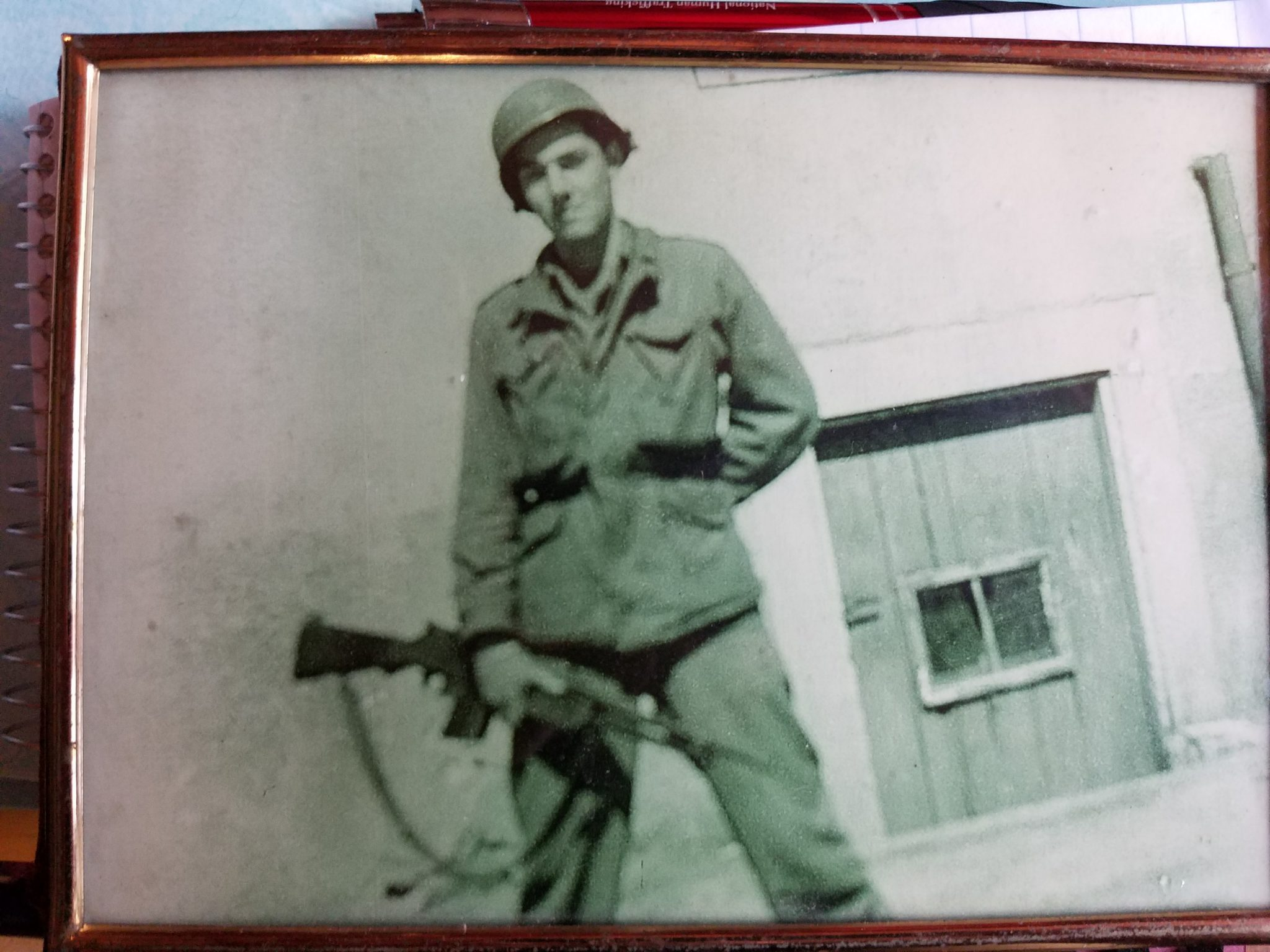 Dresden resident remembers World War II
