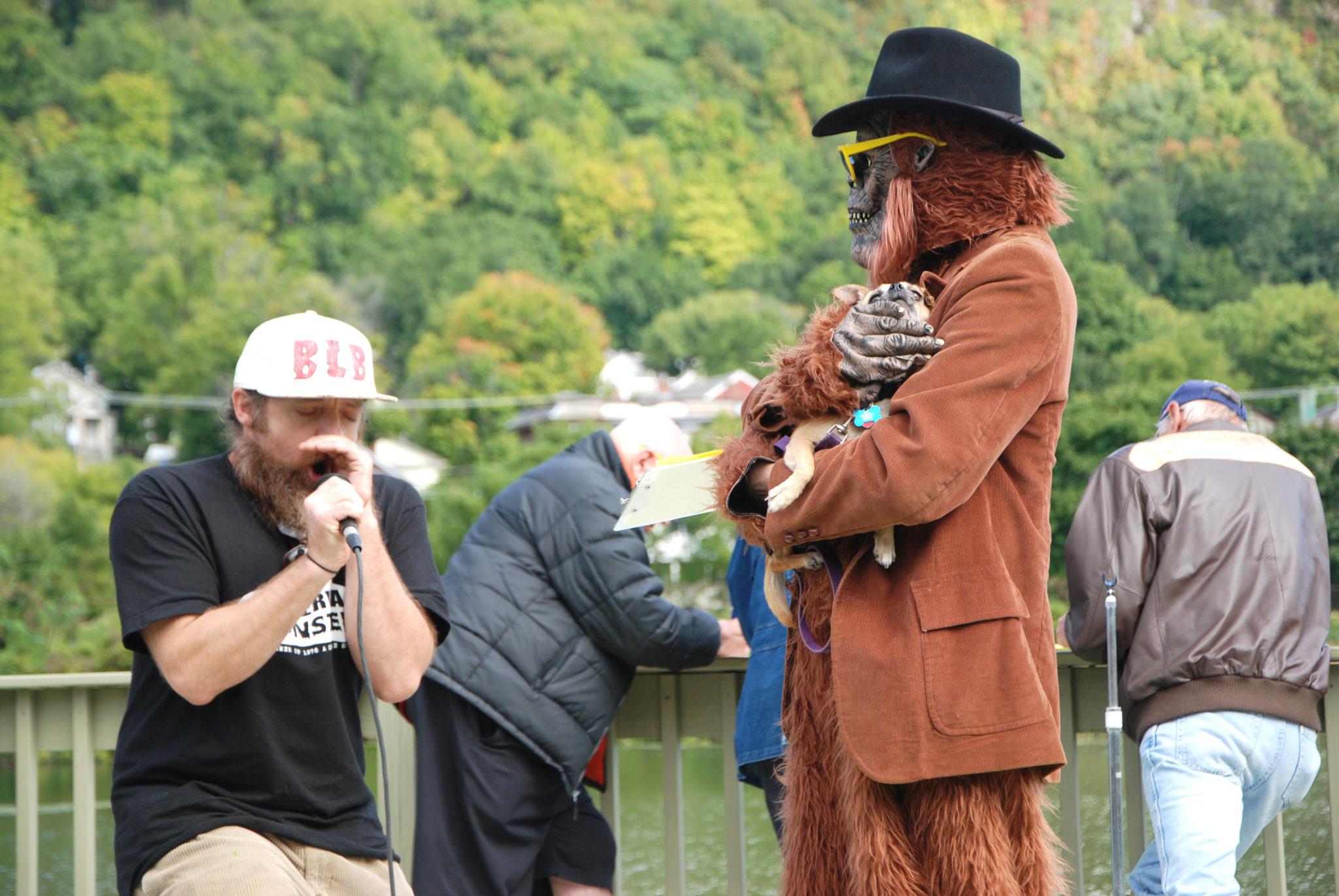 Sasquatch Calling Festival returns Sept. 29