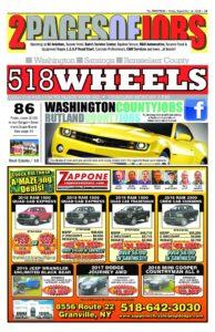 518 Wheels – 09/13/18
