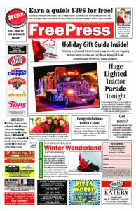 North Country Freepress – 12/14/18