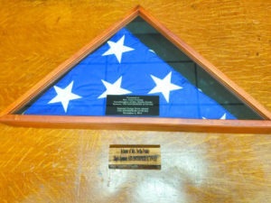 Museum gifted U.S. Naval flag
