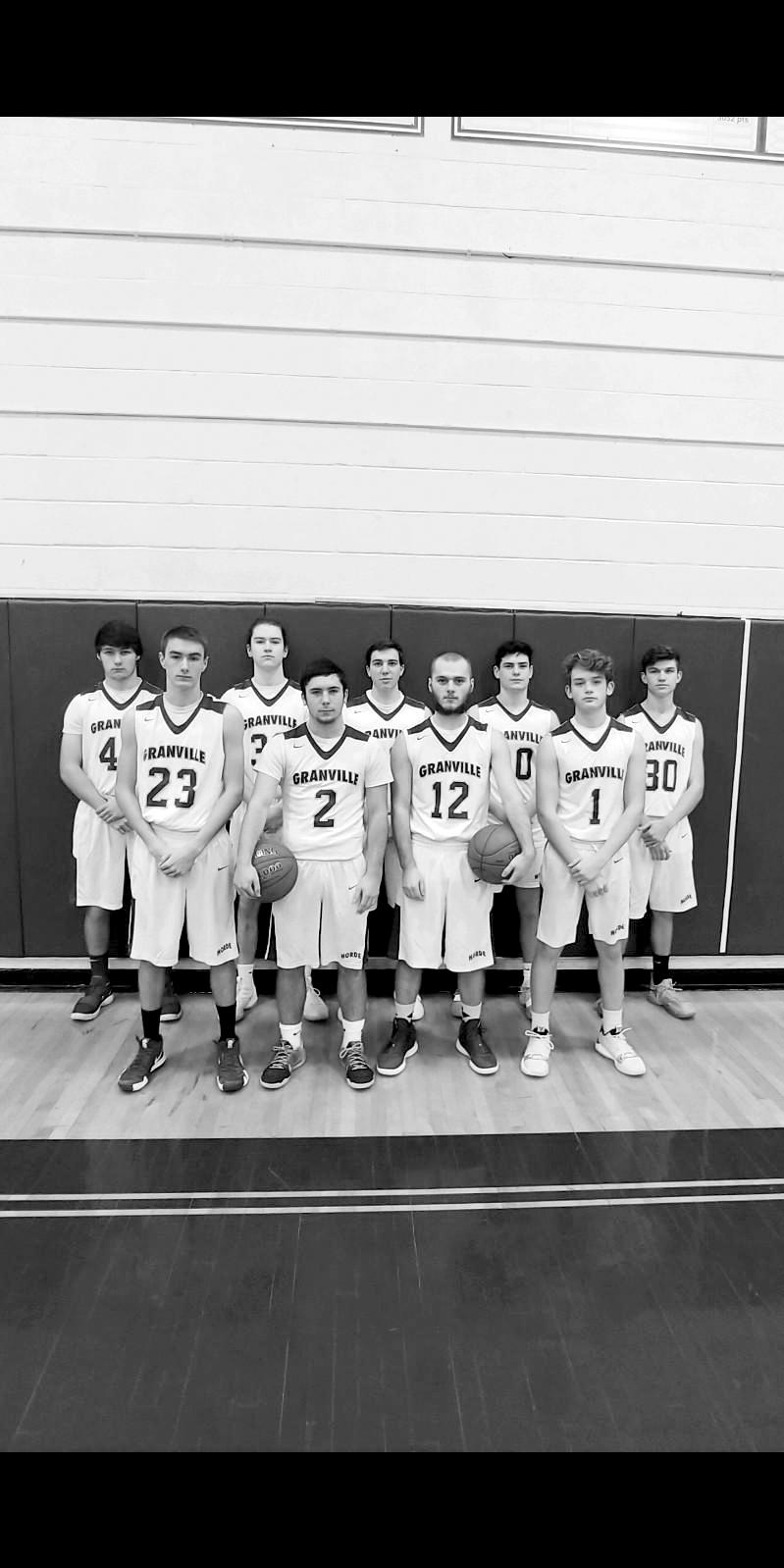 granville basketball