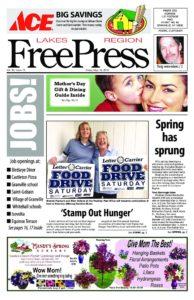 Lakes Region Freepress – 05/10/19