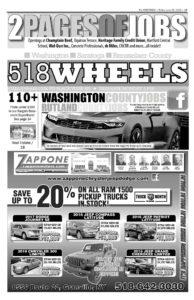 518 Wheels – 06/27/19