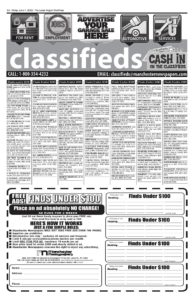 Lakes Classifieds – 06/07/19