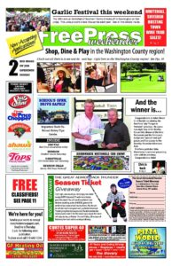 North Country Freepress – 08/30/19