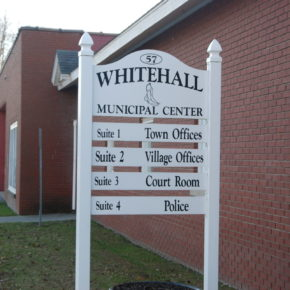 Whitehall Municipal Center.