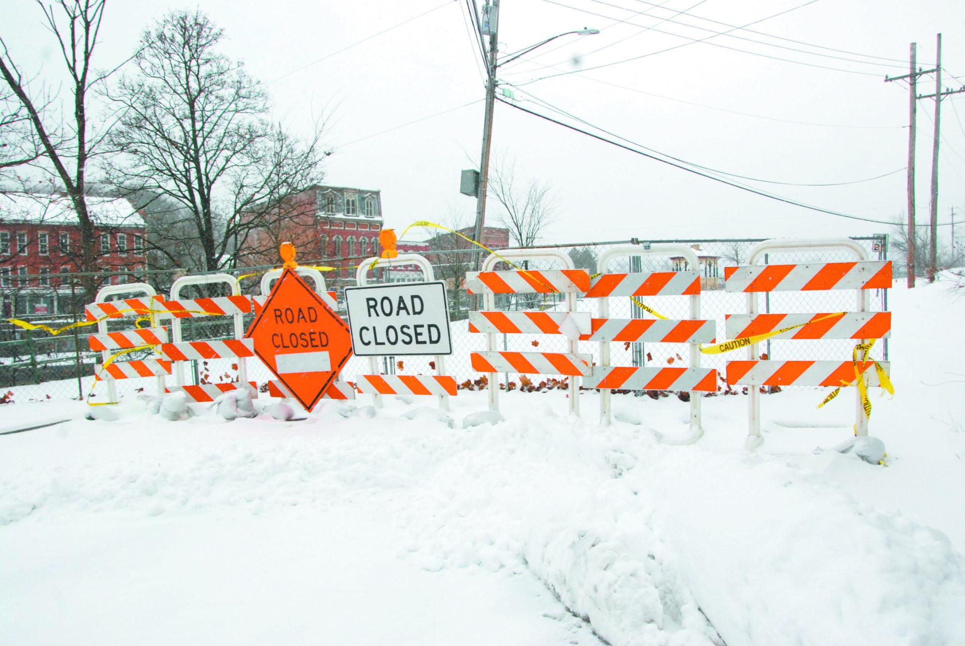 Village's goal: Reopen Williams Street
