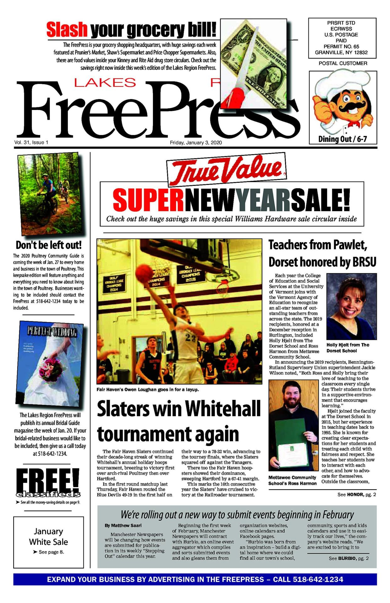 Lakes Region Freepress – 01/03/20