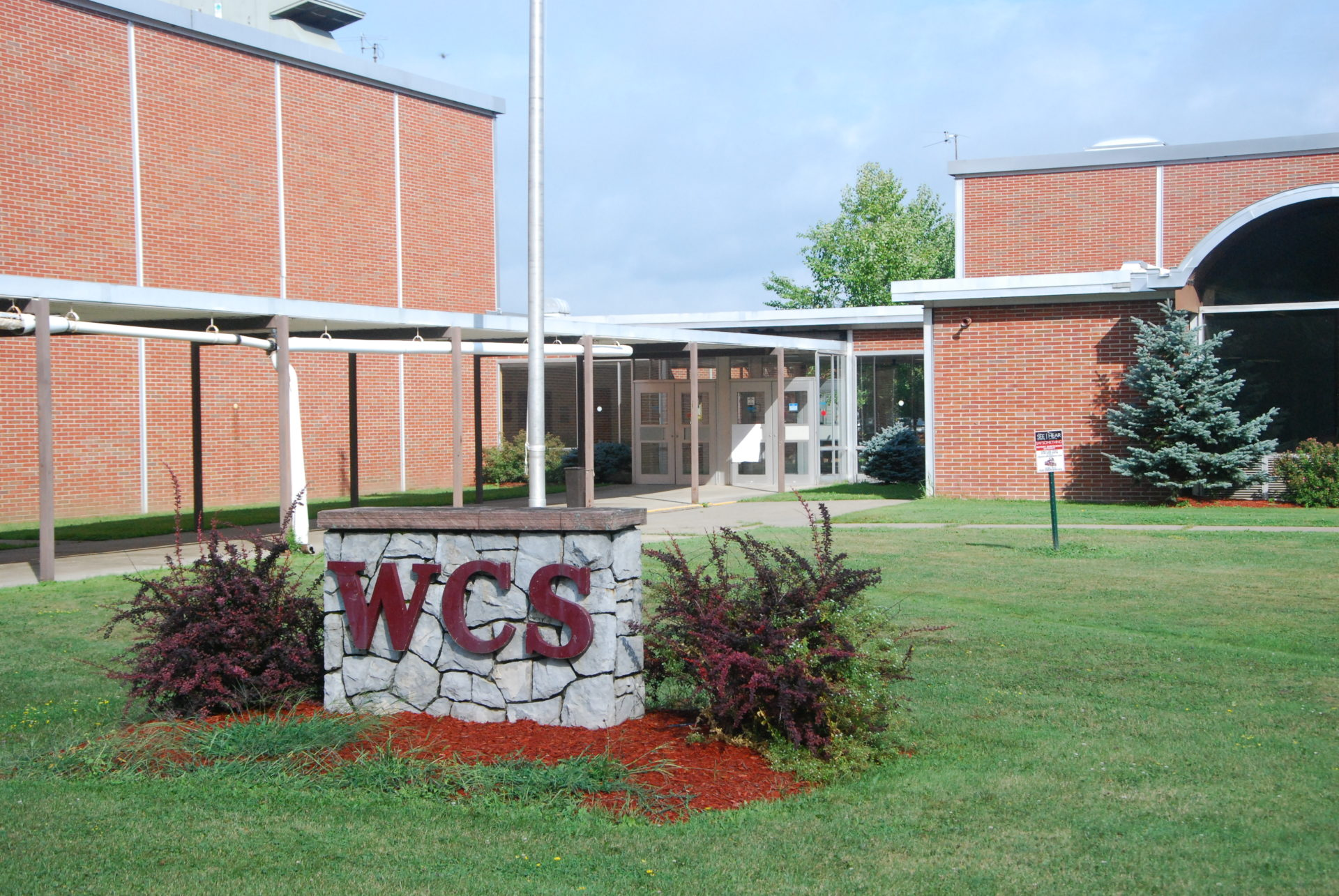 Closed school in 'uncharted waters'