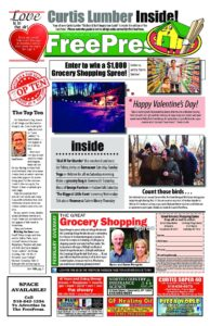 North Country Freepress – 02/14/20