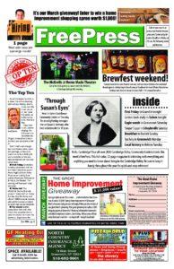North Country Freepress – 03/06/20