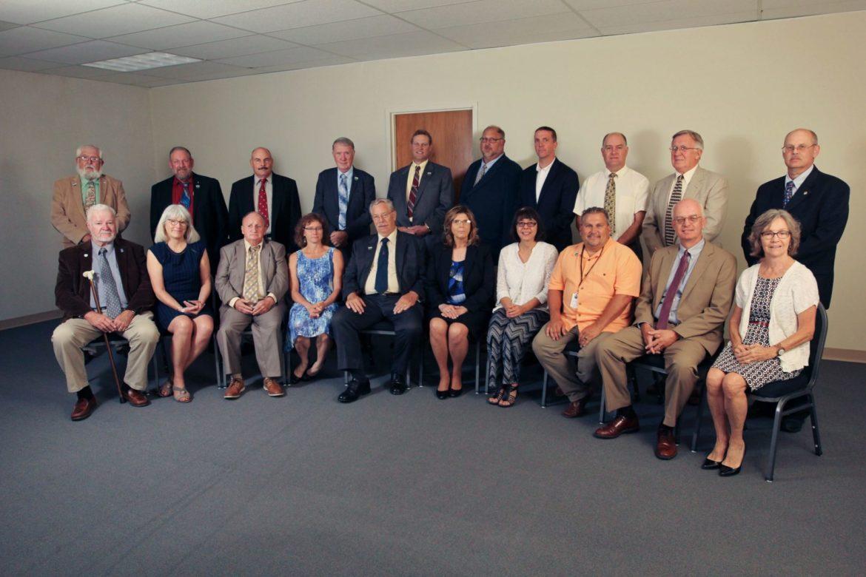 The Washington County Board of Supervisors