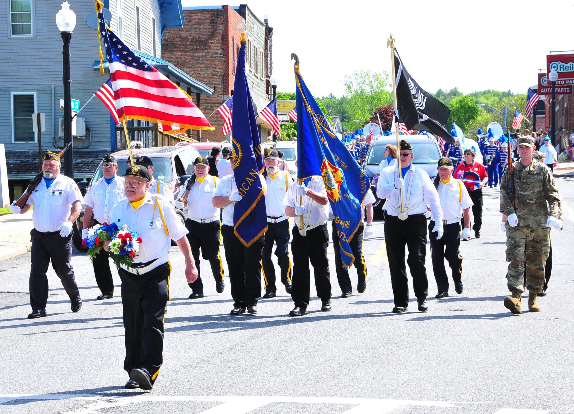 Memorial Day parade canceled; Virus nixes 100-year tradition