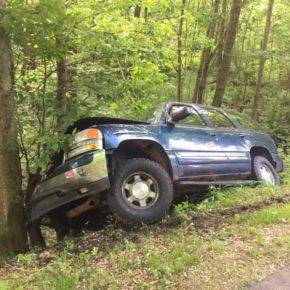 GS car crash