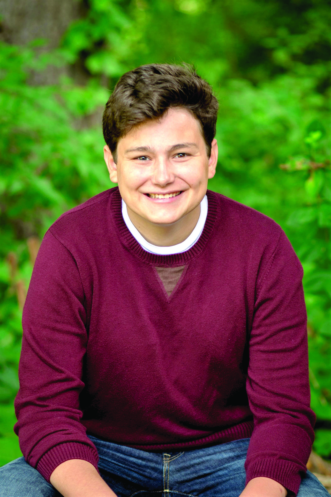 Getting to know Granville's valedictorian