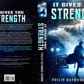 It Gives You Strength paperback cover