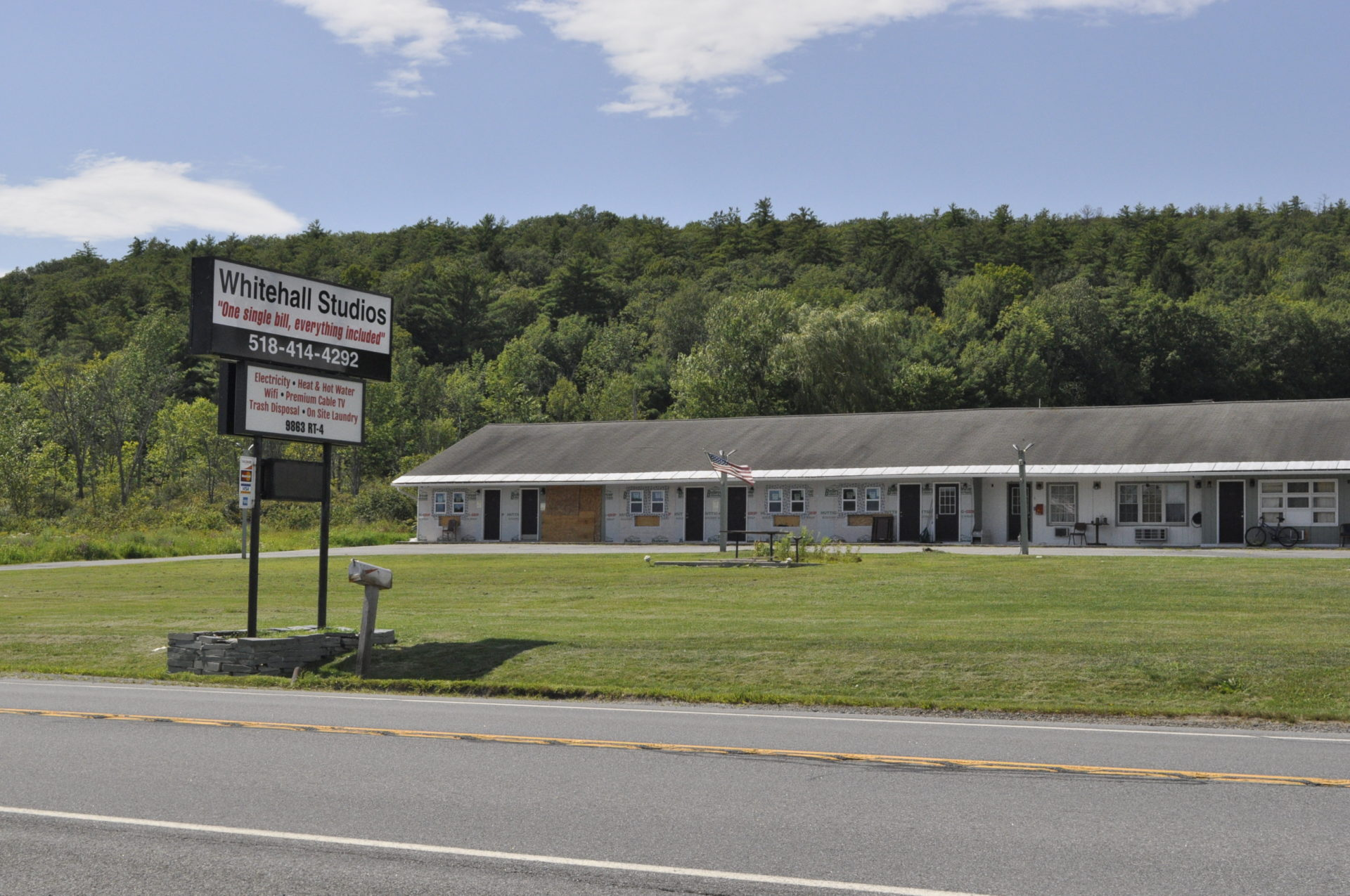 Former Budget Inn still draws complaints, board to take action