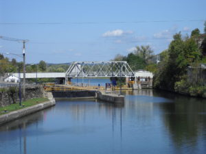 Canal maintenance finished, Lock 12 reopening