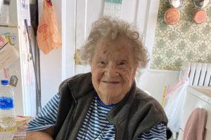 Helen Macura celebrates 98 years