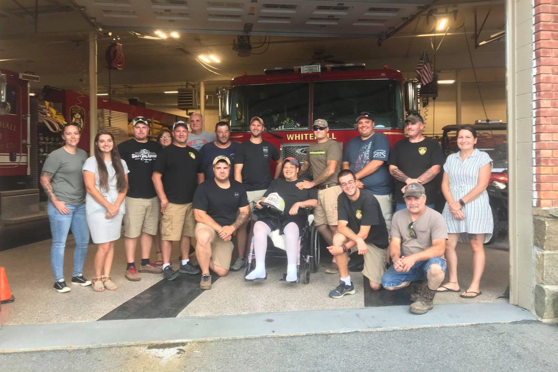 Firemen upset over worker's comp denial