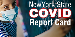 New York State COVID Report Card