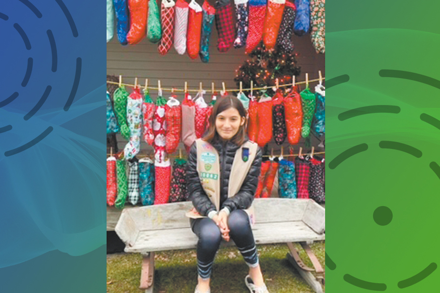 Girl scout fashions 88 gifts for nursing home residents