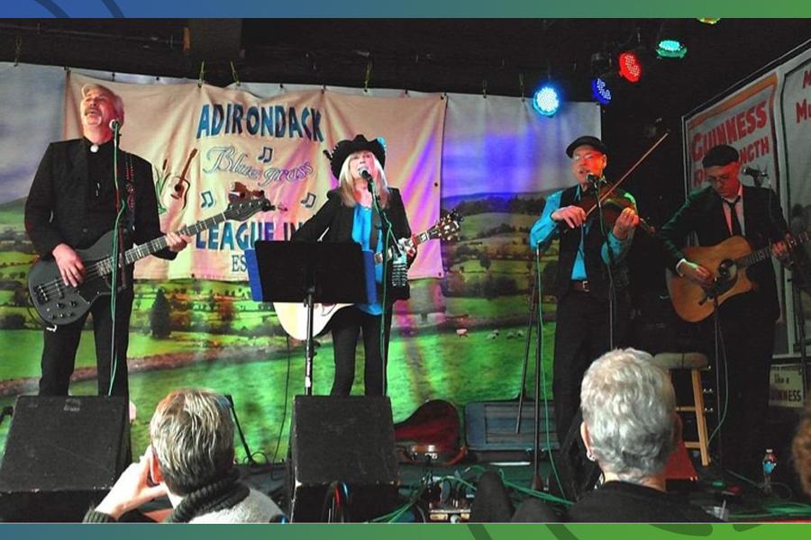 Hartford's 'Bluebillies' make music together
