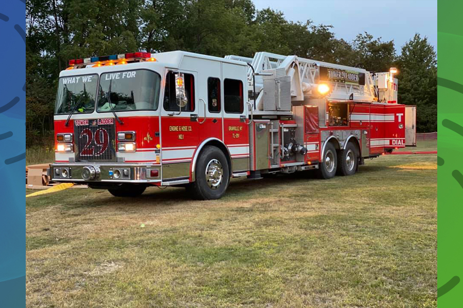 Granville firemen to get new training facility