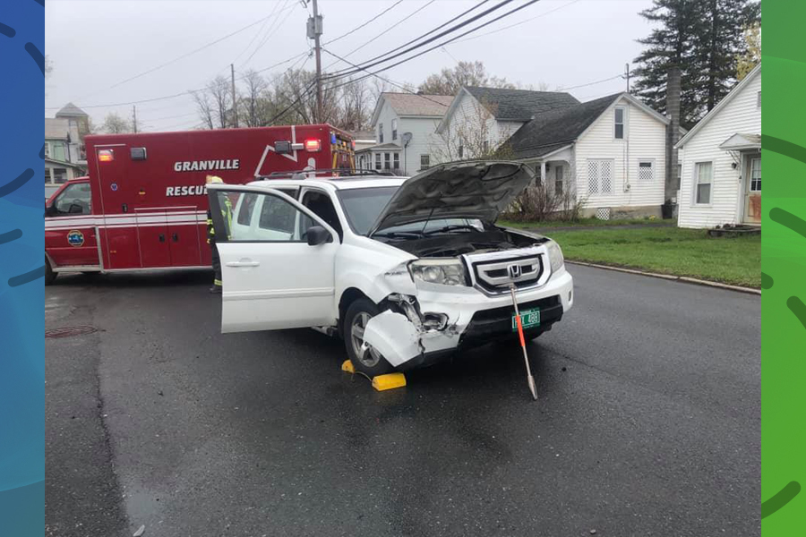 Car Crash on Church Street sends one woman to hospital
