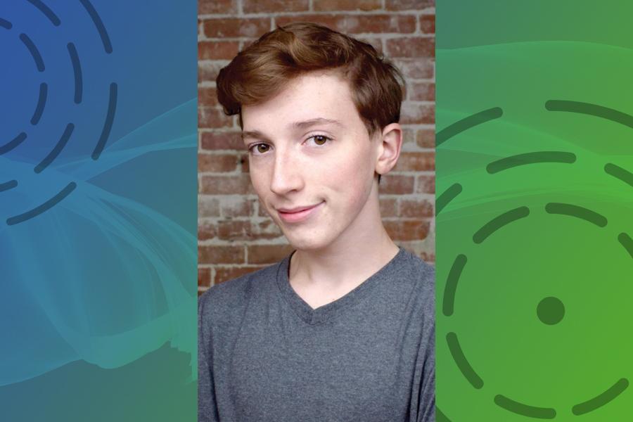 Granville junior 'best actor' nominee