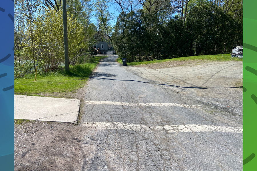 Rathbun Ave. to add 'Children at Play' signs