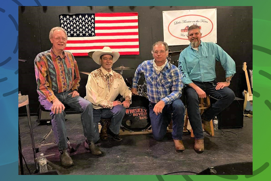 Whiskey River Band to launch park concerts