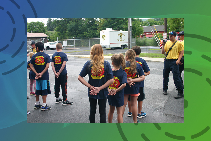 Fire camp for kids Aug. 2-6