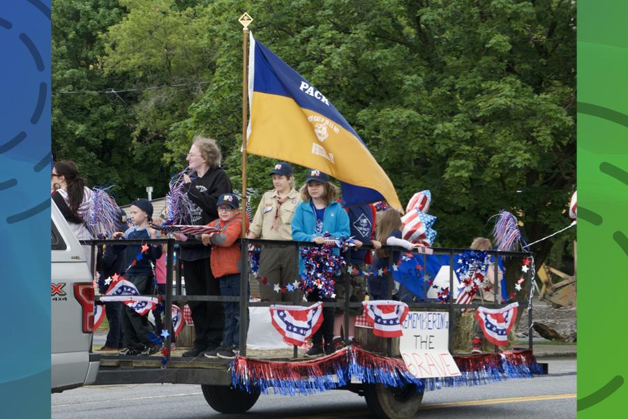 Cub Scouts plan auction to raise funds