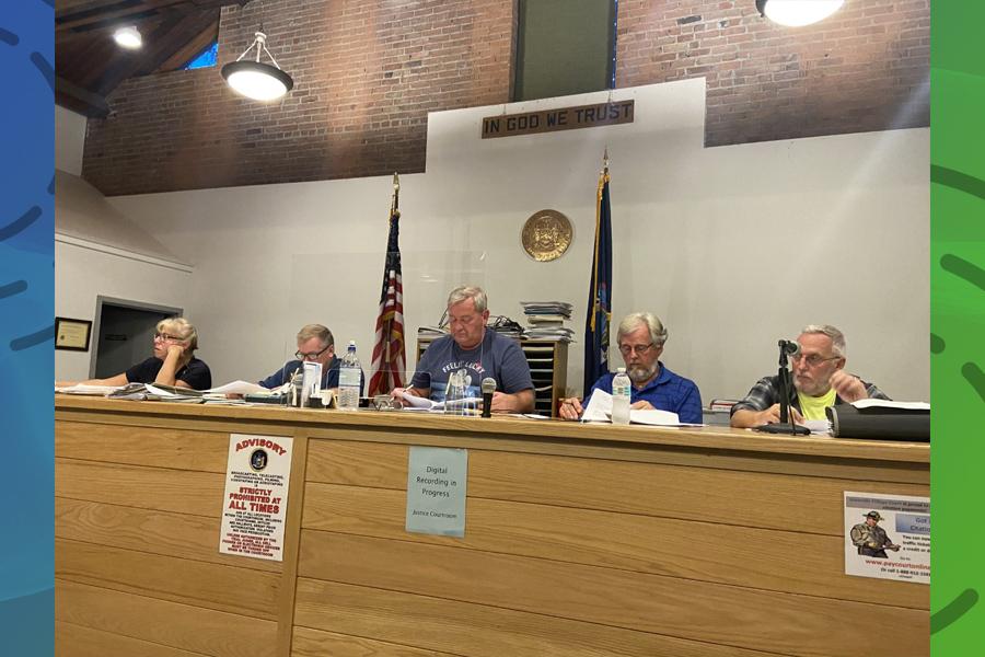 Village board mandates use of masks