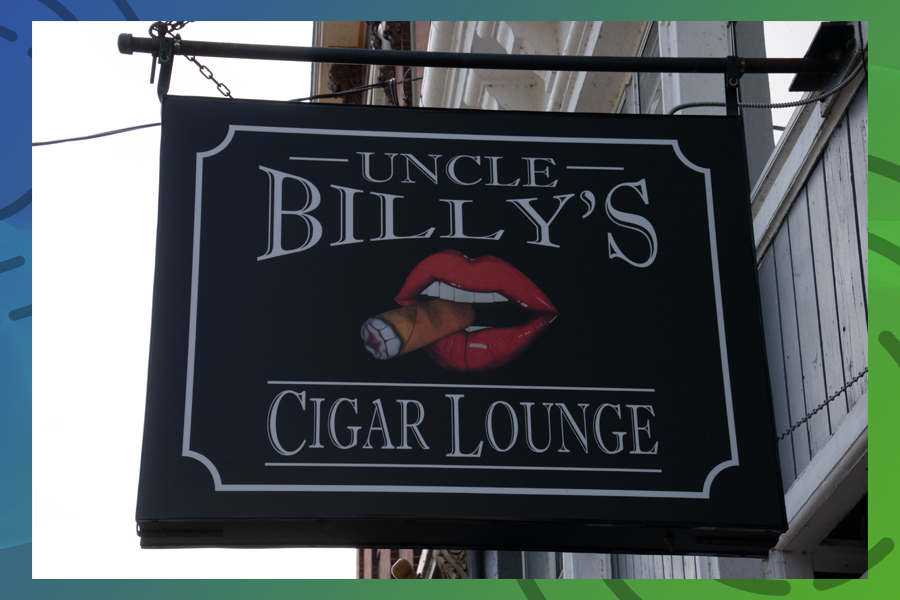 Cigar lounge (and strippers?) proposed