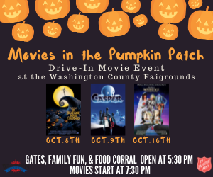 Movies in the Pumpkin Patch - Click to Sign Up