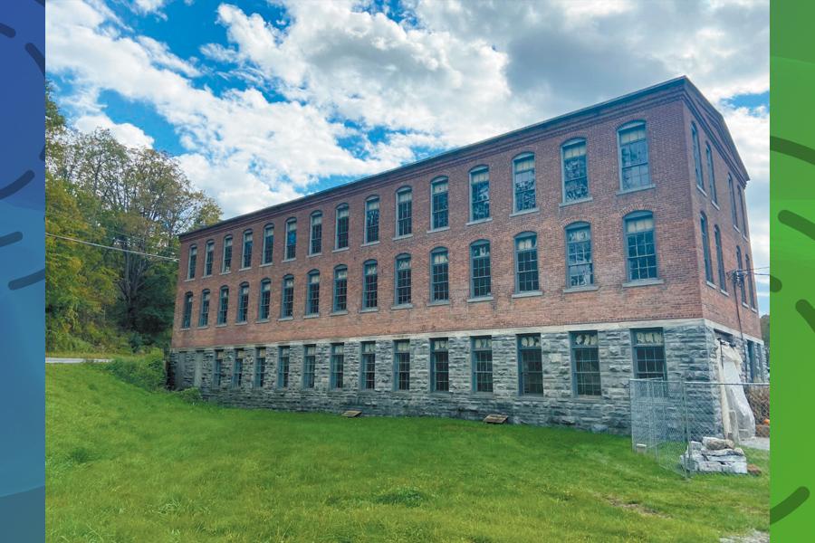 Old shirt factory focus of renovation in Salem