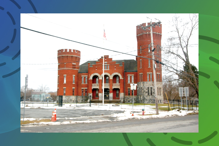 Potential buyer for Whitehall Armory has big plans