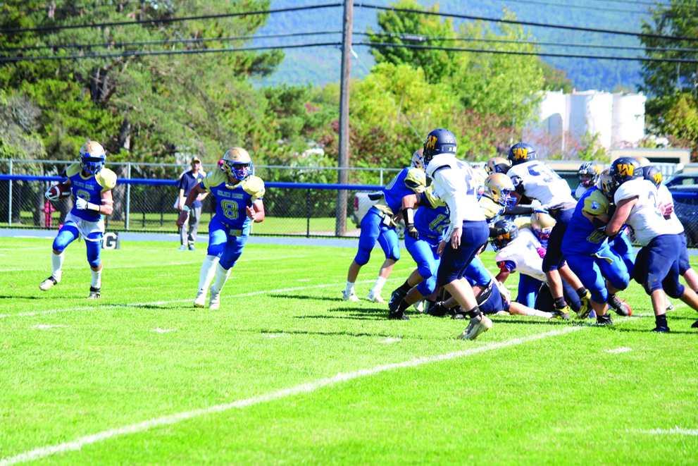 Granville sports round-up, Sept. 30, 2021